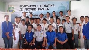 Blogger Banten Roadshow Cilegon