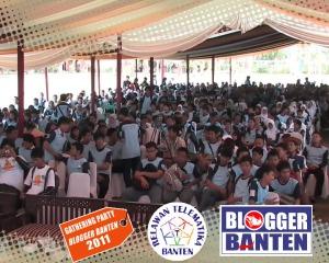 Gatering Party Blogger Banten 2011